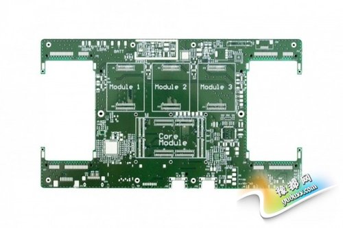 Click-ARM one平板采用类谷歌模块设计