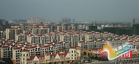 省直管县固始促新城发展筑城市新貌