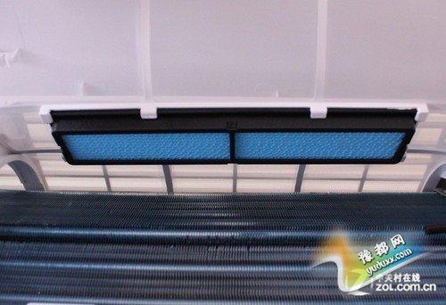 空调内机过滤网如何拆洗图解