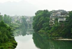 南行游记第三站:龙潭古镇